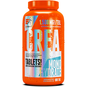Extrifit Crea 1500 mg Mega Tablets 180 tablet