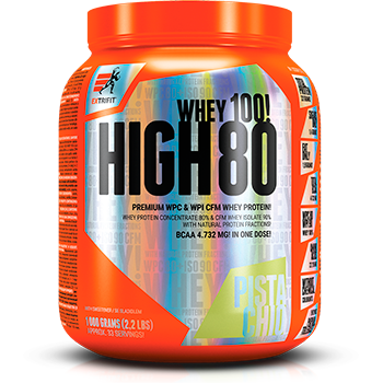 Extrifit High Whey 80 - 1000 g - cookies
