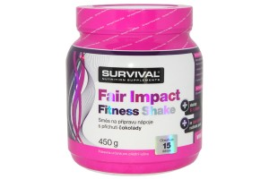 Survival Fair Impact Fitness Shake