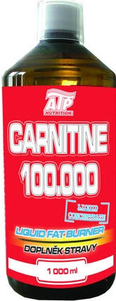 ATP Nutrition Carnitine 100000 1000 ml - jahoda
