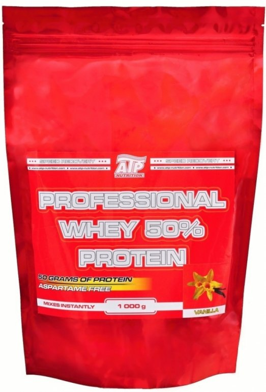 ATP Nutrition Professional Whey Protein 50 % - 2500 g - banán