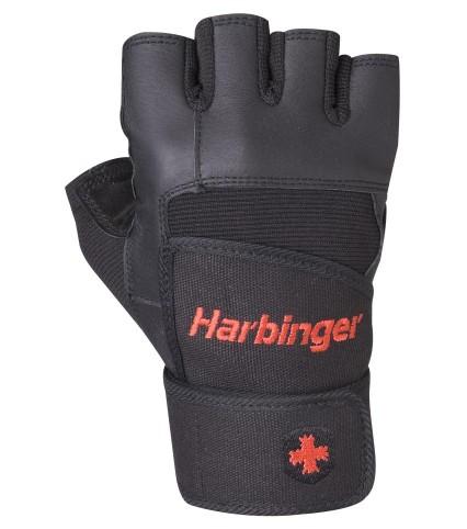 Harbinger rukavice 140 PRO s omotávkou - velikost S