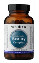 Viridian Ultimate Beauty Complex 60 kapslí