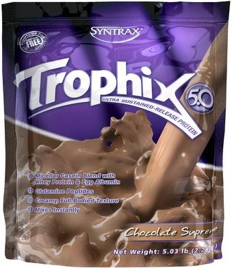 Syntrax Trophix 5.0 2280 g - jahoda