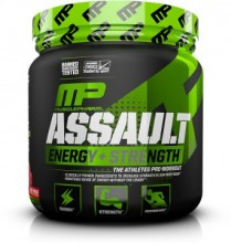 Muscle Pharm New Assault 30 dávek (345 g)