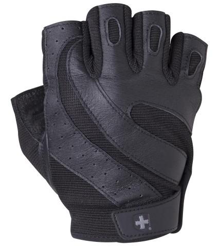 Harbinger rukavice 143 PRO bez omotávky - zelené - vel. L