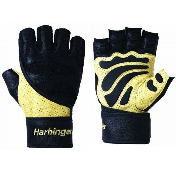 Harbinger rukavice 1205 Big Grip II. - velikost S