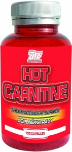 ATP Nutrition Hot Carnitine 100 kapslí