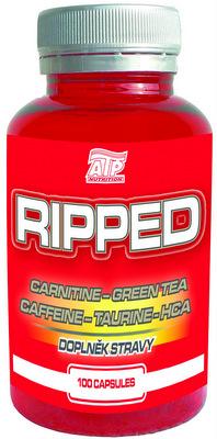 ATP Nutrition Ripped Fat Inferno 100 kapslí