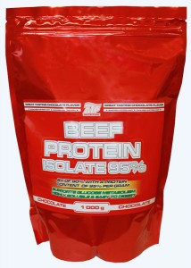 ATP Nutrition Beef Protein Isolate 95 % 1000 g