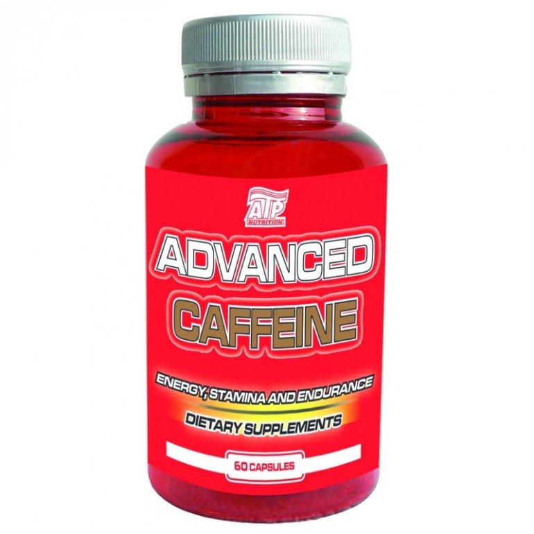ATP Nutrition Advanced Caffeine 60 kapslí