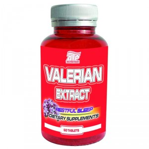 ATP Nutrition Valerian Extract 60 tablet