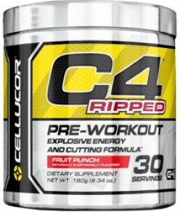 Cellucor C4 C4 RIPPED Pre-Workout 30 dávek 180 g