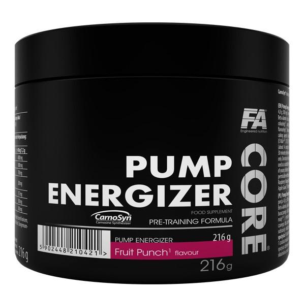 Fitness Authority PUMP CORE ENERGIZER 216 g - jablko/guava