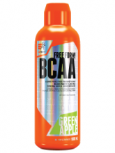 Extrifit BCAA Free Form Liquid 80000 mg 1000 ml