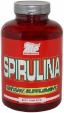 ATP Nutrition Spirulina 200 tablet
