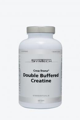 SynTech Crea-Trona ® Double Buffered Creatine 120 cps