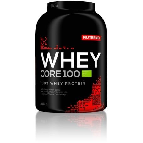 Nutrend Whey Core 100 2250 g - biscuit