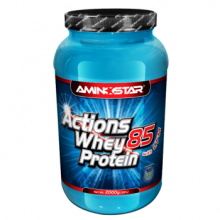 Aminostar Whey Protein Actions 85