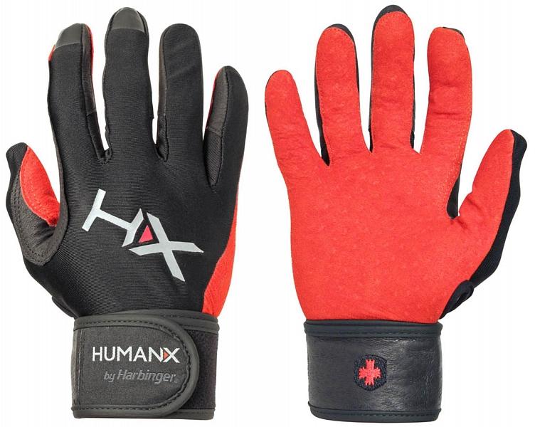 Harbinger rukavice X3 na crossfit s omotávkou - vel. S