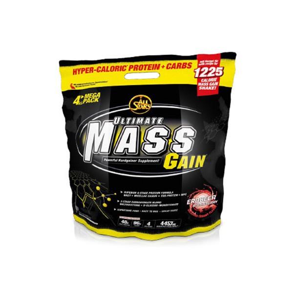 All Stars Ultimate Mass Gain - 1800 g - lískový oříšek
