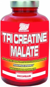 ATP Nutrition Tri Creatine Malate 240 kapslí