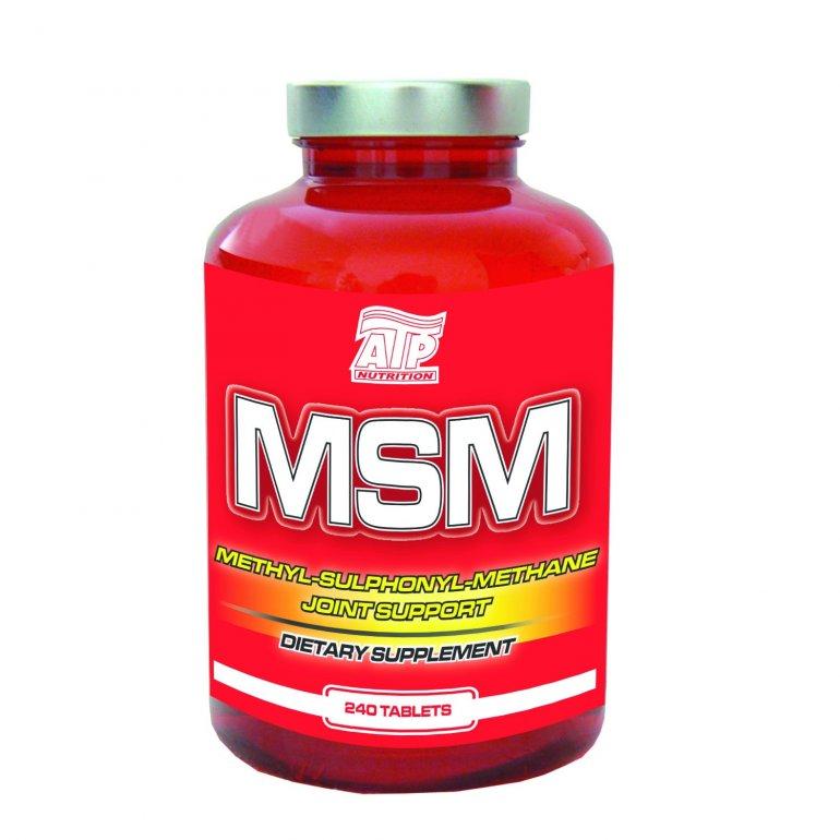 ATP Nutrition MSM 240 tablet