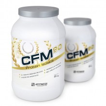 4FITNESS CFM Protein Isolat 90 2000 g