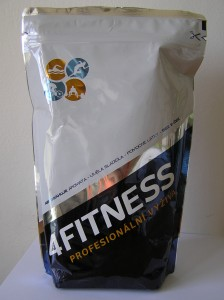 4FITNESS WPC protein 1000 g