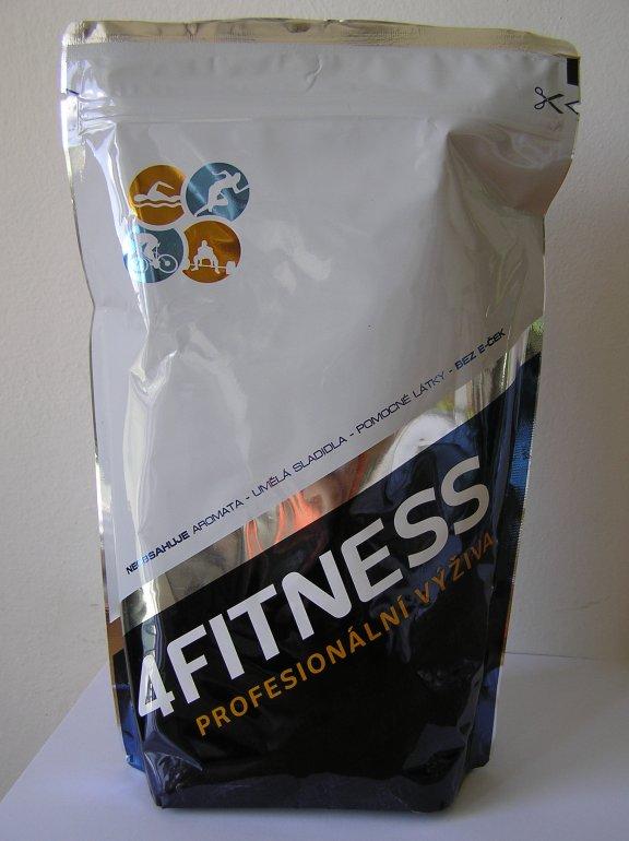 4FITNESS WPC 75 protein 1000 g - 15 tablet - malinová přichuť k produktu