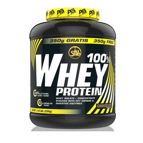 All Stars 100 % Whey Protein 2350 g - cookies&cream