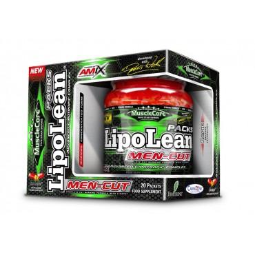Amix MuscleCore® LipoLean® Men-Cut Packs 20 days