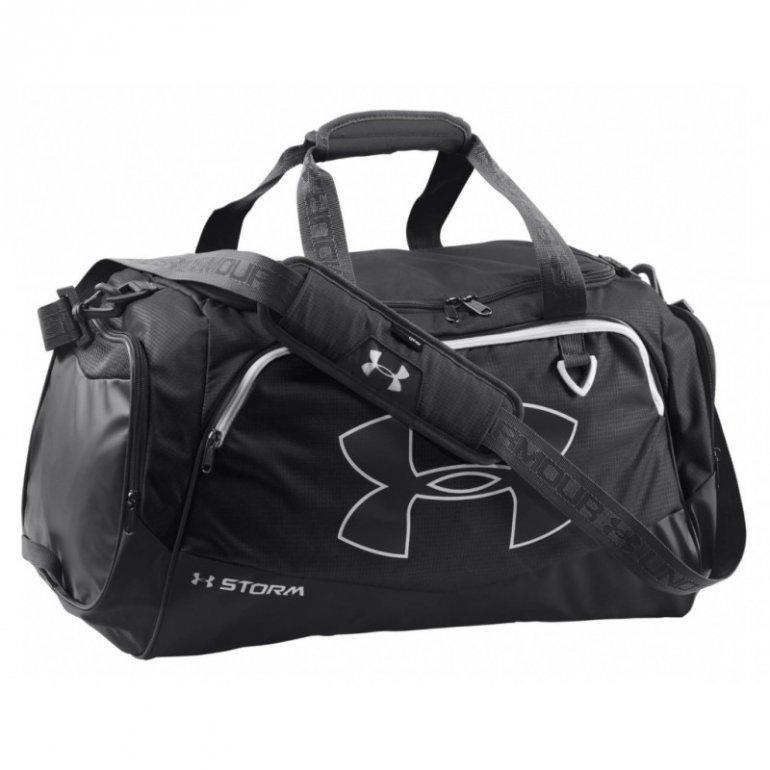 Under Armour Sportovní taška Undeniable MD II Černá - černá