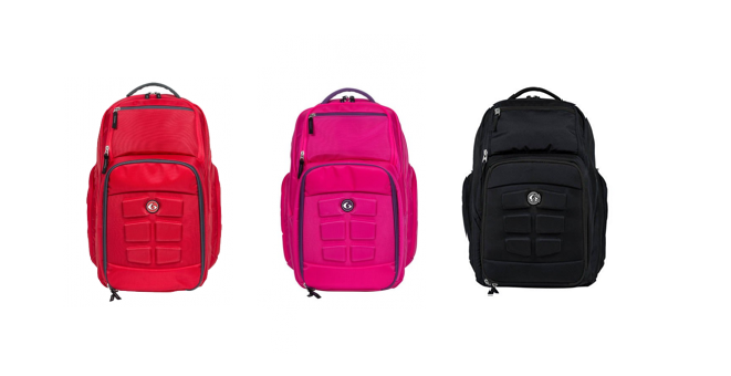 Six Pack Bags Expert Backpack 500 - Pink/Purple