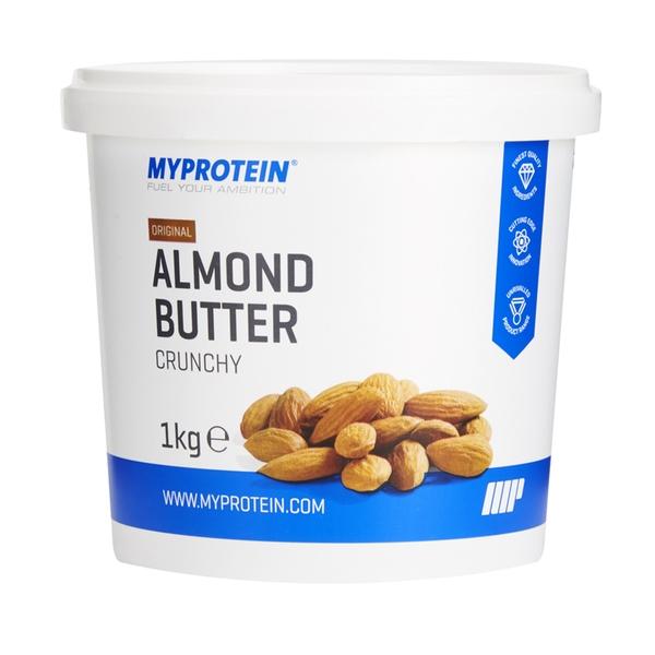 MyProtein Mandlové máslo 1000g