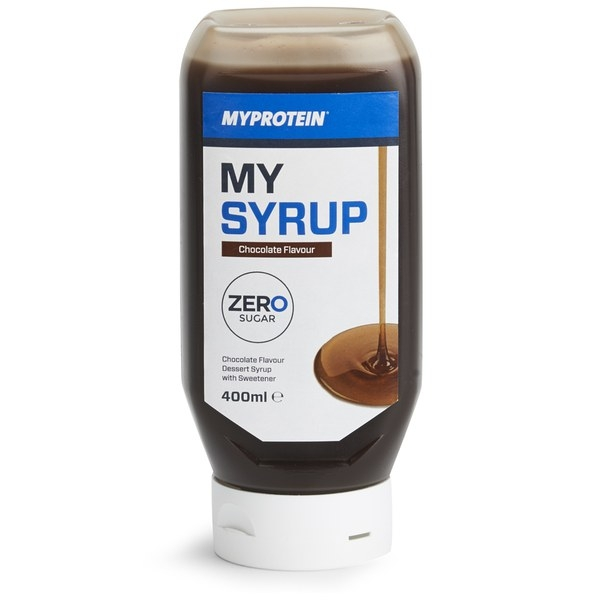 MyProtein MYSYRUP 400 ml - Jahoda
