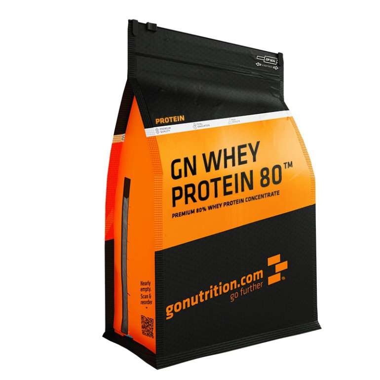 GoNutrition Whey Protein 80 500g - Coffee Latte