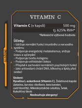 Czech Virus VITAMIN C 120 kapslí