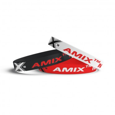 Amix™ náramek pánský - bílá