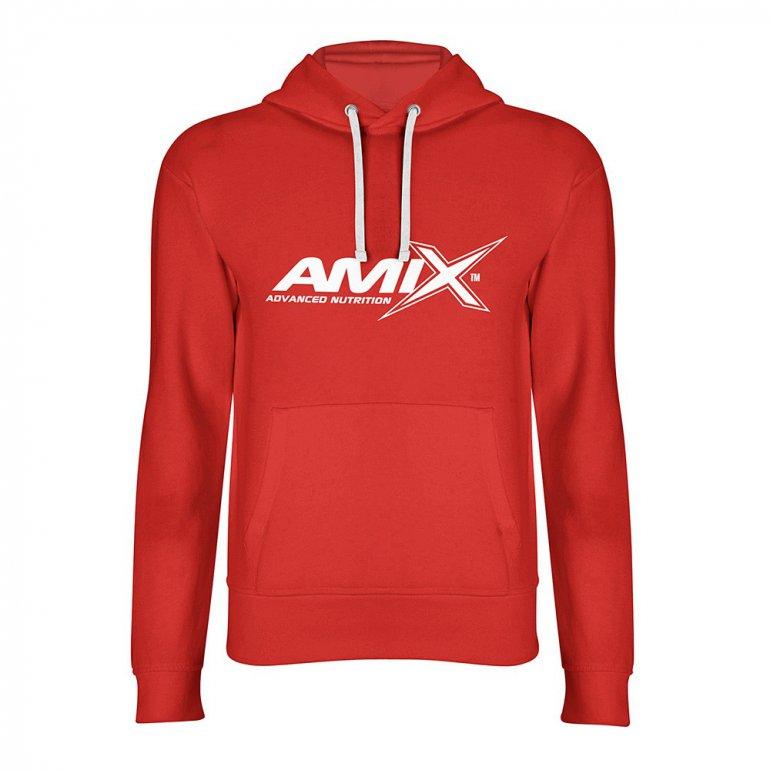 Amix™ Mikina - červená - vel. S