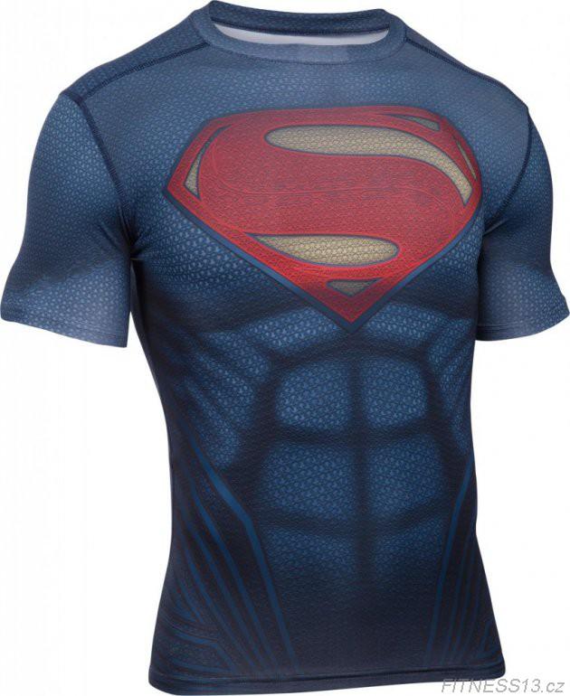 Under Armour Pánské kompresní triko Superman Suit - Fitness 13.cz c07bbcd8cf