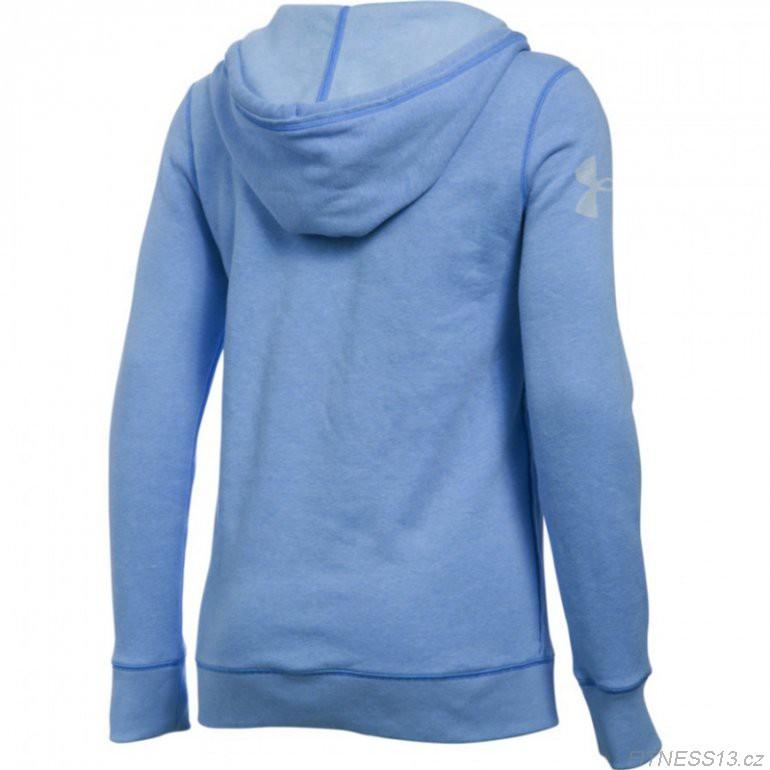 Under Armour Dámská mikina Favorite Fleece WM Popover Modrá ... f249099da0