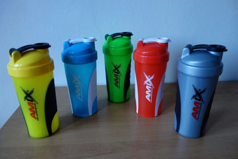 Amix Shaker Excellent Bottle 700ml - zelený