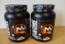 MAXXWIN L-Glutamine pure natural 300 g + 300 g