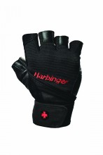 HARBINGER FITNESS RUKAVICE 1140 PRO WRIST WRAP NEW