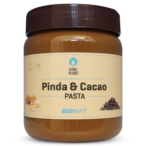 Body & Fit Happy food Body & Fit Peanut and Cacao 500g