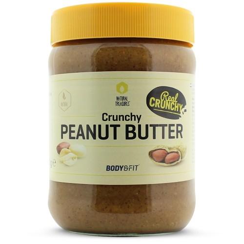 Body & Fit Happy food Body & Fit Natural Burákové máslo 500 g
