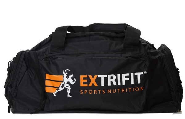 Extrifit Sportovní taška - šedá