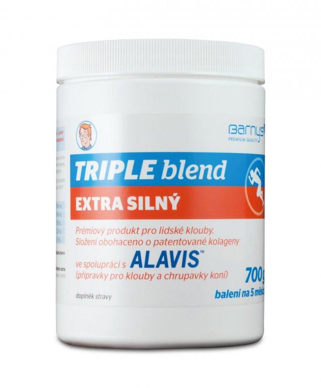 ALAVIS™ Triple Blend Extra Silný (doplněk stravy) 700 g