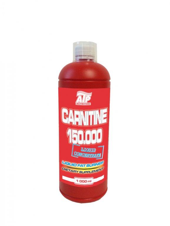 ATP Nutrition Carnitine 150000 1000ml - pomeranč